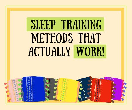 sleep training methods