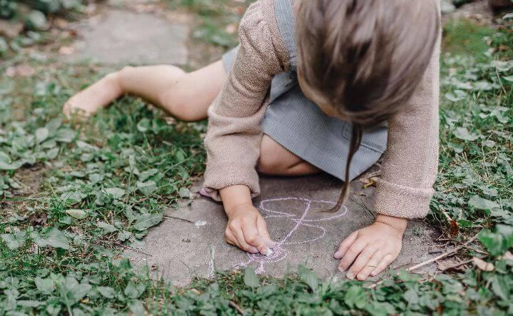 chalk activities
