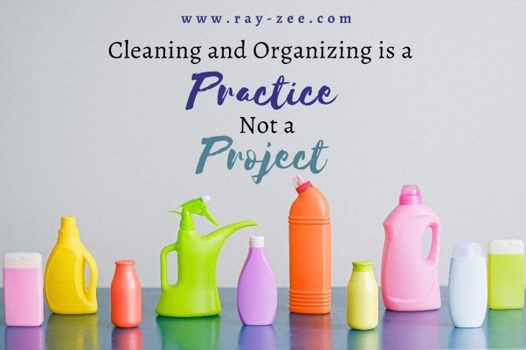 Cleaning is important quote